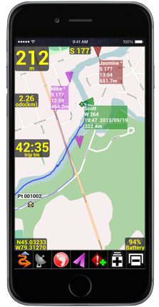 PathAway for iOS